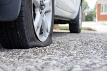 How Long Can A Car Sit On A Flat Tire?