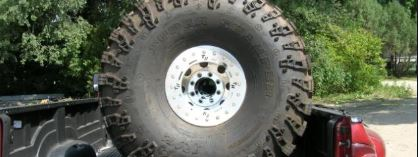 Can A 16-Inch Tire Fit On A 16.5-Inch Wheel?